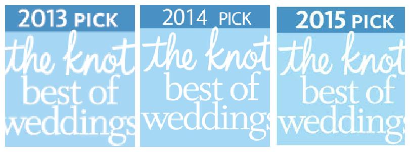 the knot com s best of weddings awards breluxe wedding